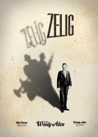 Film Analizi Zelig Mockumentary----